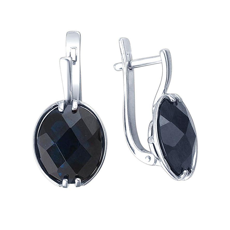 Серьги серебряные с  45С2521427